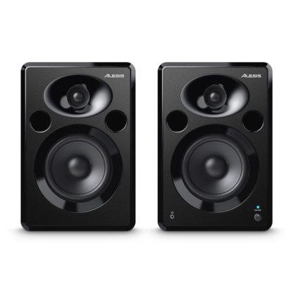 new alesis powered studio speakers