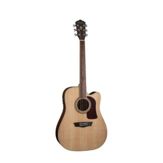 Washburn HD10SCE Heritage Acoustic-Electric Guitar