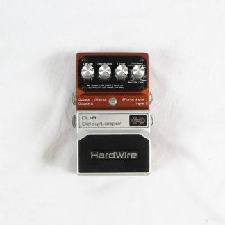 Used Digitech DL8 Hardwire Looper