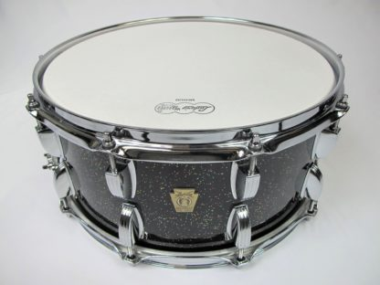 ludwig legacy mahogany snare drum 6.5 x 14