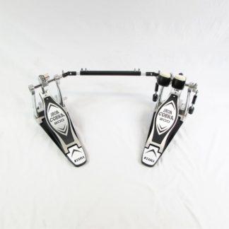 Used Tama Iron Cobra 200 Twin Pedal
