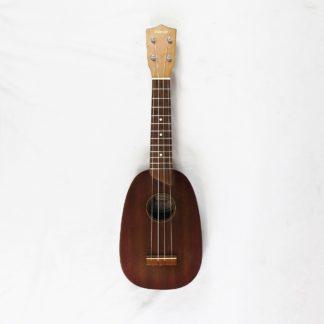 Used Johnson UK140 Soprano Pineapple Ukulele