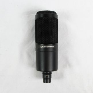 Used Audio-Technica AT2020 Condenser Microphone