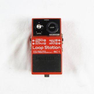 Used Boss RC1 Loop Station