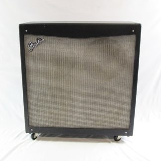 Used Fender Mustang V 4x12 Cab