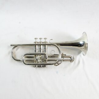 Used Yamaha YCR231S Silver Cornet