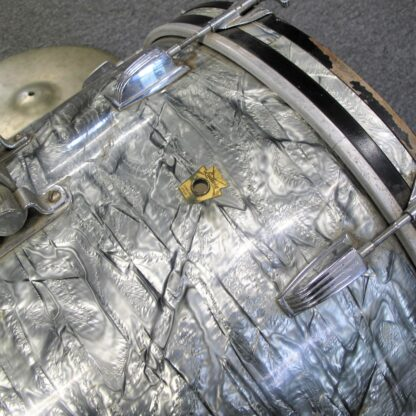 used yamaha snare package with backpack