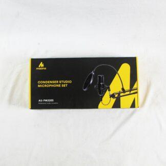 Used Maono AUPM320S Condenser Mic Set