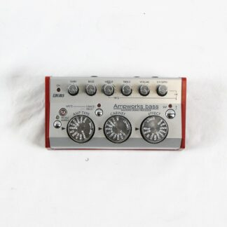 Used Korg Ampworks Bass Effects Processor