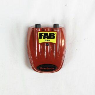 Used Danelectro Fab Echo Pedal