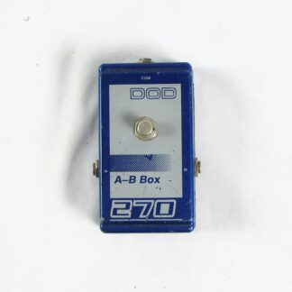 Used DOD AB Switch Pedal