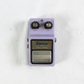 Vintage 1980s Ibanez CS9 Stereo Chorus