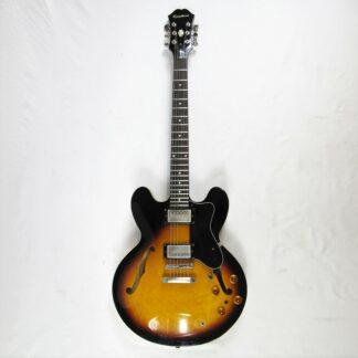 Used Epiphone DOTVS Semi-Hollow Electric Guitar