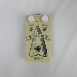 Moustache Audio Razor Boost Pedal