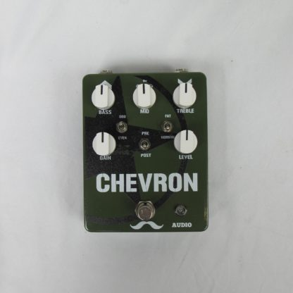 Moustache Audio Chevron Overdrive Pedal