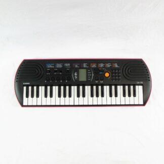 Used Casio SA78 Mini Keyboard