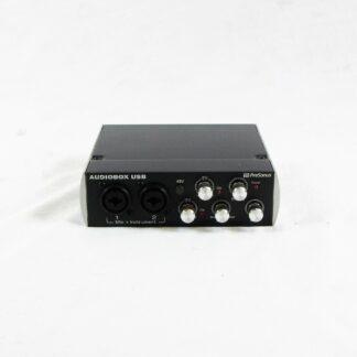 Used Presonus Audiobox USB Interface