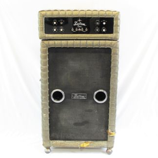 Vintage 1970s Kustom 200 Head And Cab