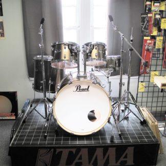 Used Pearl Export 5-Piece Drum Kit