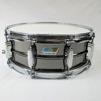 new ludwig b-stock black beauty snare