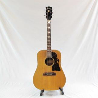 Vintage 1970s Dixon 681 Acoustic