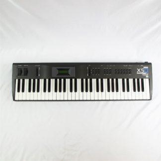 Used Korg X5D 61-Key Synthesizer