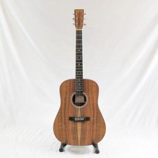 Used Martin DX1E Koa Acoustic-Electric Guitar