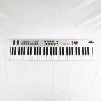 Used M-Audio Radium 61 MIDI Controller