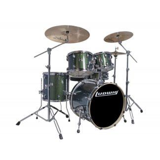 Ludwig Evolution 5-Piece Drum Kit