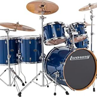Ludwig Evolution Maple 6 Piece Drum Kit Shell Pack