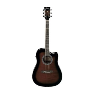 Ibanez PF28ECE Acoustic-Electric Guitar