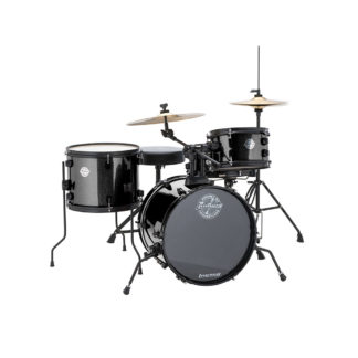 Ludwig The Pocket Kit Black Sparkle