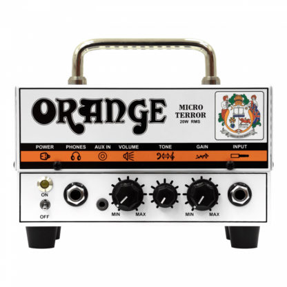 new orange micro terror amp head