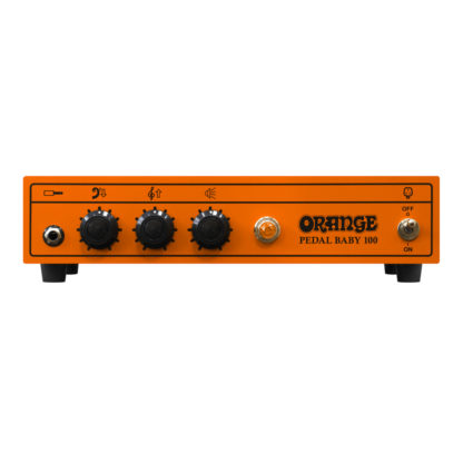 orange pedal baby 100 power amp