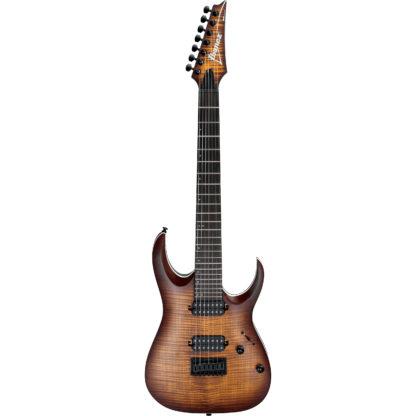 new ibanez rga742fm 7-string electric