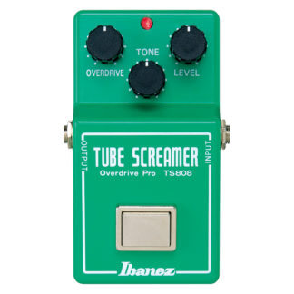new analog ibanez tube screamer